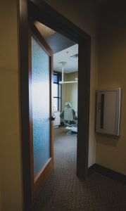 Image of the Surgical dental suite in Norman