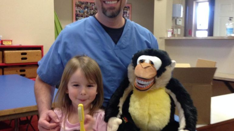 Making dentist visits an anxiety-free experience for kids